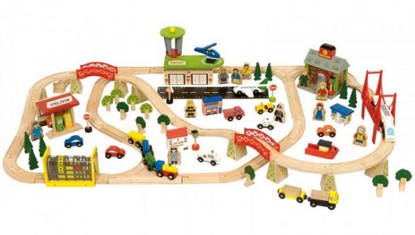 Igračke vlakovi su svakako nešto što će djecu zabavljati