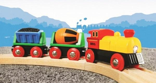 Vlakovi igračke pravi su izbor za djecu jer su vrlo sigurne