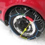 Lanci za snijeg su obavezna zimska oprema u automobilu