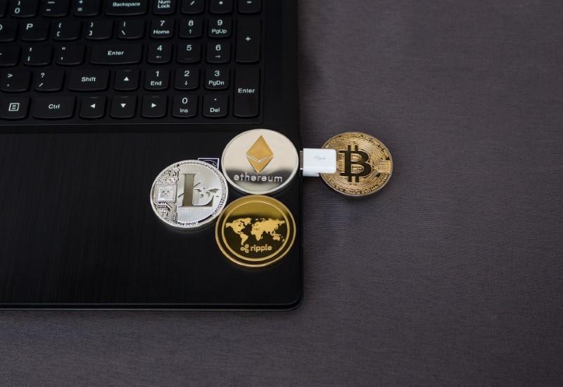 Kriptovalute: Bitcoin, Ethereum, Ripple, Litecoin